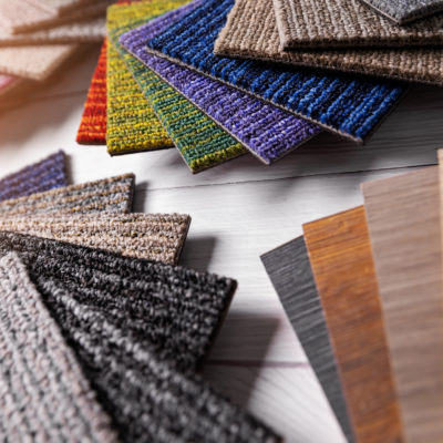 Flooring And Furniture Materials Floor Carpet And Wooden Lamin